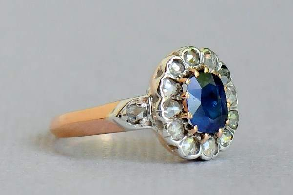 The Best Vintage Enement Ring S In Nyc Diamond District