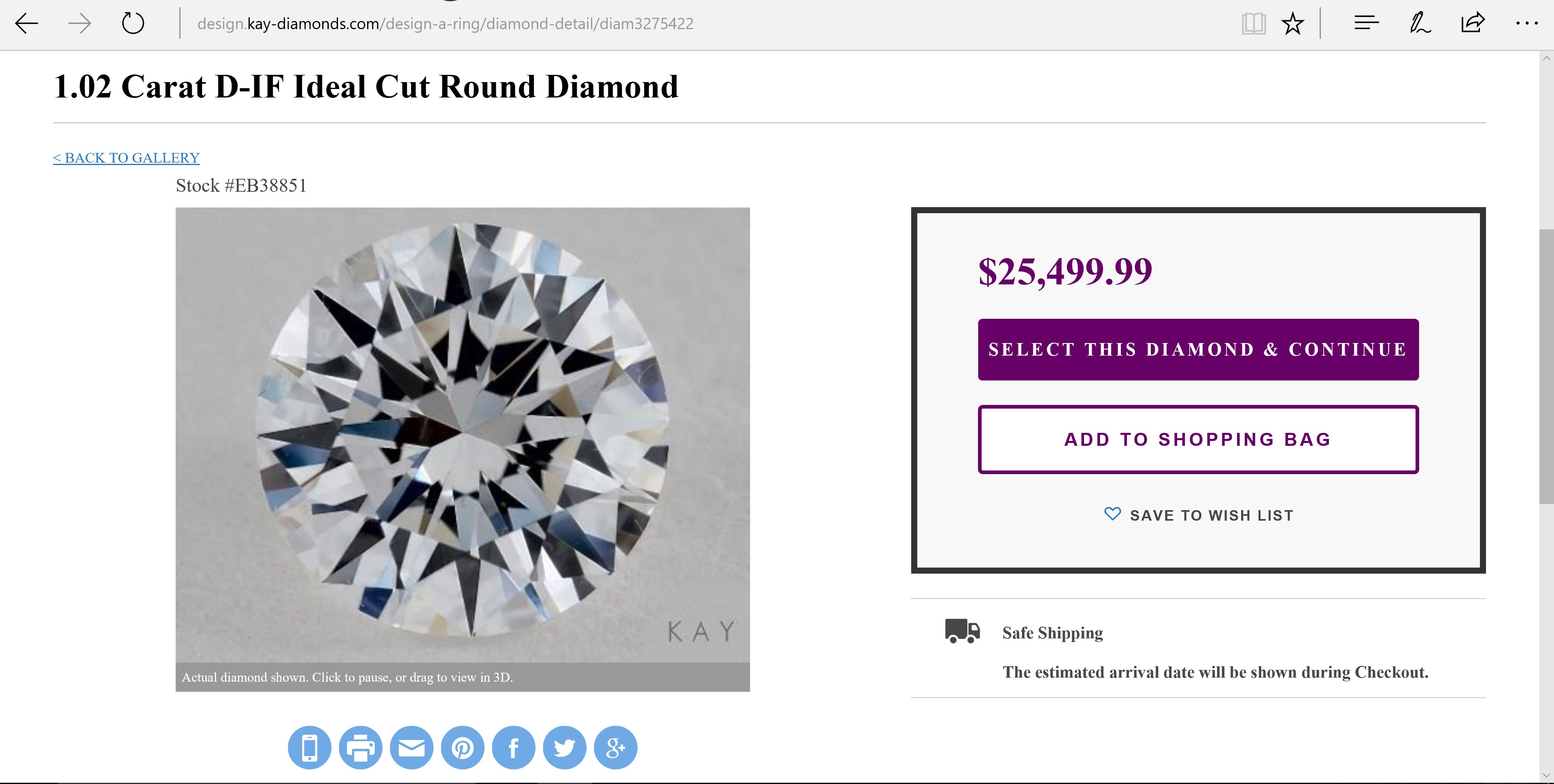 Kay Jewelers-Overpriced by 40%-50% [2 Better Options] | Jewelers.NYC